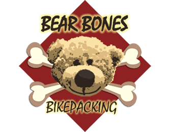 Bear Bones Bikepacking logo